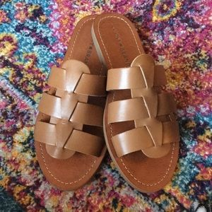 Lucky Brand sandals new in box